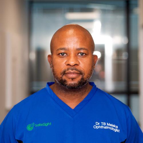 Dr. Tebogo Maleka